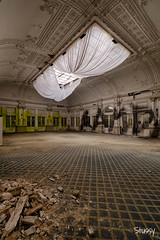 PH-21 (StussyExplores) Tags: italy abandoned dinner canon one for hotel decay grand explore ballroom exploration derelict paragon urbex 80d