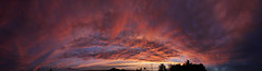 Sydney sunset (boombana) Tags: sunset sydney burnoff 2016 sydneysunset