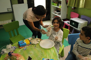 Cooking Workshops for kids