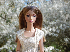 Spring forest walk (Levitation_inc.) Tags: dahlia summer fashion forest toys spring doll dolls outdoor handmade walk ooak levitation clothes poppy parker endless integrity