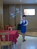 Serveuse karaokant au restaurant à Pyongyang (jonathanung@ymail.com) Tags: lumix asia korea karaoke asie waitress nord northkorea pyongyang corée dprk serveuse cm1 koryo coréedunord insidenorthkorea républiquepopulairedémocratiquedecorée rpdc lumixcm1