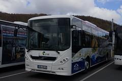 Volvo 8900 LE VVR 8532 met Kenteken RG NV 47 in Sassnitz 24-04-2016 (marcelwijers) Tags: volvo nv le met 47 sassnitz kenteken vvr 8532 8900 rg 24042016