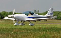 Visiting Aircraft From Germany (9) (goweravig) Tags: uk swansea wales germany aircraft visiting polaris swanseaairport fk14 lightplanes dmrcx