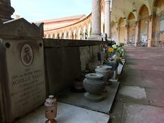 Ferrara - Cimitero alla Certosa (pozz82) Tags: cemetery fujifilm ferrara certosa xf1 csctalkforum