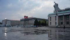 Place Kim Il Sung - Pyongyang (jonathanung@ymail.com) Tags: lumix asia korea asie kp nord northkorea pyongyang corée dprk cm1 koryo coréedunord insidenorthkorea républiquepopulairedémocratiquedecorée rpdc lumixcm1