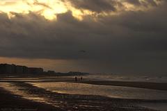 Belgian coast (Natali Antonovich) Tags: sea beach nature water landscape seaside northsea oostende seashore seasideresort belgiancoast seaboard reflectiveluxembourg