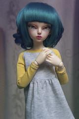 *** (Purple Raccoon) Tags: handmade sewing bjd fairyland msd effy minifee rheia balljonteddoll