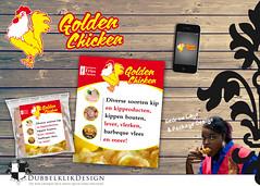 08 2016 golden chicken (gabrielgs) Tags: poster logo design graphicdesign flyer concept vormgeving ontwerp grafischevormgeving gabrielschoutendejel