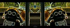 Motomirror (Franco DAlbao) Tags: mirror motorbike espejo moto effect simetry efecto simetra lumia dalbao francodalbao