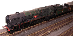 IMGP2683 (Steve Guess) Tags: uk england scale model navy railway trains surrey gb oo society merchant 00 egham staines rebuilt 176 4mmft