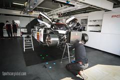Porsche919HybridGarage-1 (SportsCarGlobal) Tags: fia prologue wec paulricard