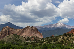 Garden of the gods (bhammertime) Tags: canon garden colorado springs co gods t3i 2016 charleah