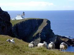 Stoer Point lighthouse, Scotland (novarex1) Tags: uk lighthouse point scotland stoer