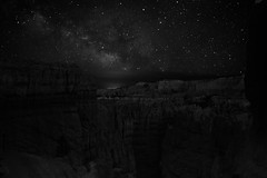 Bryce Canyon and the Milky Way (jpaulus) Tags: night way stars canyon galaxy bryce milky brycecanyonnationalpark