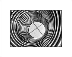 X abstract (Bob R.L. Evans) Tags: abstract curves symmetry unusual ipadphotography