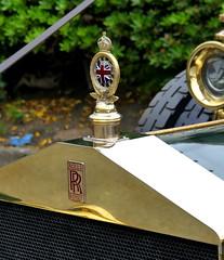 Rolls-Royce (Thethe35400) Tags: auto car automobile voiture coche bil carro bouchon insigne bll cotxe