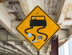 0444 Lake Shore Drive (TWITA2005) Tags: chicago illinois unitedstates sticker sign lakeshoredrive