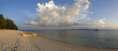 On a remote tropical island (Twilight Tea) Tags: island philippines april elnido palawan 2016 taoexpedition httptaophilippinescom calibang
