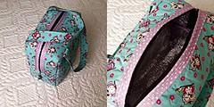 Bolsa trmica (fatimalt) Tags: gua alimento patchwork bolsa lanches trmica conservar corujinhas artesanatofatimalt