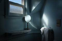 Madonna Inn (Conor F. Shine) Tags: madonnainn sanluisobispo bathroom mirror quiet
