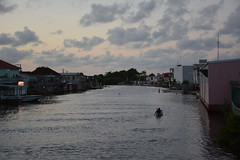 Belize City: Haulover Creek (zug55) Tags: belize caribbean belizecity centralamerica belice americacentral haulovercreek britishhonduras