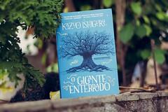 O Gigante Enterrado, de Kazuo Ishiguro (FaruSantos) Tags: books livros kazuoishiguro ogiganteenterrado theburiedgigant