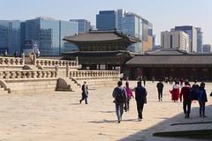Inside Gyeongbokgung (Travis Estell) Tags: palace korea seoul southkorea jongno gyeongbokgung gyeongbokpalace republicofkorea gyeongbokgungpalace jongnogu
