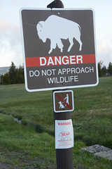 "Wildlife sign • <a style=""font-size:0.8em;"" href=""http://www.flickr.com/photos/75865141@N03/27553511542/"" target=""_blank"">View on Flickr</a>"