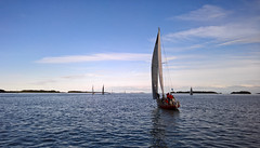 Pam (Antti Tassberg) Tags: sea sport espoo sailing yacht offshore pam microsoft regatta xl meri sailingboat 950 lumia purjevene purjehdus haukilahti alandia suursaarirace pureview iphoneography lumia950 lumia950xl