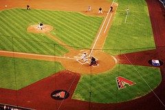 Diamondbacks vs. Marlins (solewalker) Tags: phoenixaz mlb sports baseball arizonadiamondbacks