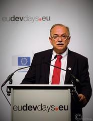 Dimitrios Papadimoulis, Vice President of European Parliament- Brussels - European Development Days - 2016 (Durickas) Tags: edd edd2016 europeandevelopmentdays brussels tourtaxis dimitriospapadimoulis vicepresidentofeuropeanparliament
