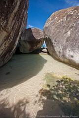 The Baths (3scapePhotos) Tags: travel sea vacation beach vertical island islands sailing virgin baths beaches tropical british gorda caribbean tropics bvi britishvirginislands virgingorda