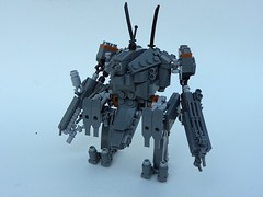 District 9 Mech Suit (Josiah N.) Tags: lego district 9 mecha mech slums moc mechsuit