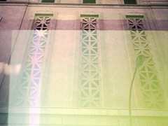(marc ramoneda) Tags: camera city color film pen 35mm minolta error kodak 28mm olympus 200iso plus halfframe expired 35 mallorca palma multiexposure multiexp ee2 hisenda x300s 032009 tvnoisemarcramoneda