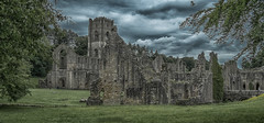 Fountains Abbey (David Baldock Photography) Tags: abbey fuji outdoor greatphotographers xpro1