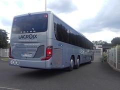 Lacroix Setra S 417 UL EB-770-KE (95) n1046 (couvrat.sylvain) Tags: car cars autocar lacroix setra s417ul s 417 ul beauchamp