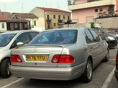 Mercedes W210 E300 TD 1997 (LorenzoSSC) Tags: mercedes 1997 e300 td w210