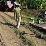 Bamboo Train - Disassembling Bamboo Train 4 thumbnail