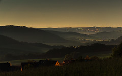 The Zschopau Valley in Moonlight (redfurwolf) Tags: mountains nature night river germany landscape europe saxony moonlight ore zschopau erzgebirge sonyalpha gornau sal70200g2 redfurwolf