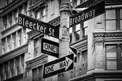 The City Of Dreams (Anna Kwa) Tags: world life street city newyorkcity usa signs nikon heart broadway junction soul dreams d750 always bohemia greenwichvillage bleeckerstreet my afsnikkor70200mmf28gedvrii anthonybleecker annakwa westeaststreet