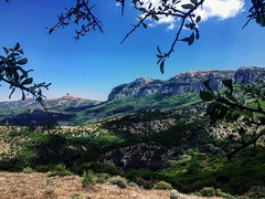 (francesco.deplano) Tags: sardegna wood sky italy mountains clouds sardinia bluesky barbagia ogliastra seui tonneri