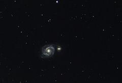 Whirlpool Galaxy (6-25) (ryan11-17) Tags: m51 whirlpoolgalaxy
