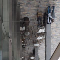 iberica (Cosimo Matteini) Tags: people reflection london pen restaurant upsidedown olympus victoria iberica m43 mft ep5 cosimomatteini mzuiko45mmf18