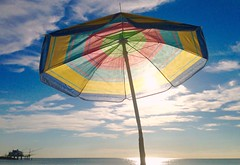 s3x (gzammarchi) Tags: italia mare nuvola natura explore paesaggio ravenna ombrellone portocorsini inalto