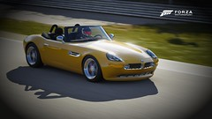 z8 - nurburgring (edwardrogers128) Tags: cars sports germany games simulation racing pinhole german engines forza microsoft bmw cabriolet convertable z8 nurburgring photomode turn10 forzatography xboxone forzamotorsport6 forztographer
