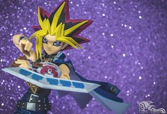 It's time to duel!! (@alvaro_tinho) Tags: yugi yugioh yami figma photography action figure