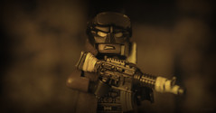 Knightmare Batman (delgax) Tags: delgax toy toys toyphotography small scale miniature lego minifig minifigure minifigures batman batmanvssuperman batfleck dc dccomics comic comics comicbook