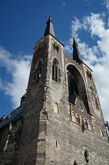 St. Jakob Kirche, Kthen (steffenz) Tags: germany deutschland lenstagged sony 21mm 2016 nex saxonyanhalt sachsenanhalt samyang kthen steffenzahn nex6 samyang21mm samyang21mm114umccse