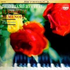 Duo Piano Recital (davidgideon) Tags: records vinyl lp everest