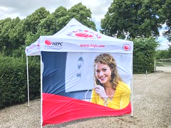 Quick Folding Tent - Full Color tent (4)